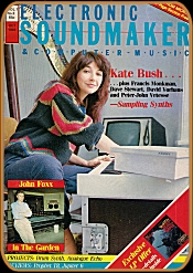 Electronic Sound Maker October 1983
