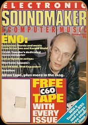 Electronic Sound Maker October 1984