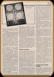 Electronic Sound Maker February 1984