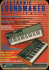 Electronic Sound Maker June 1984